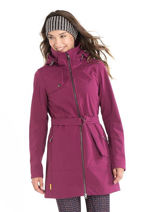 Куртка LUW0317 GLOWING JACKETКуртки<br><br> Стильное пальто Glowing из материала Softshell уютно согреет и защитит от ненастной погоды ранней весной или осенью. Приятная фактура материал...<br><br>Цвет: Малиновый<br>Размер: XXL