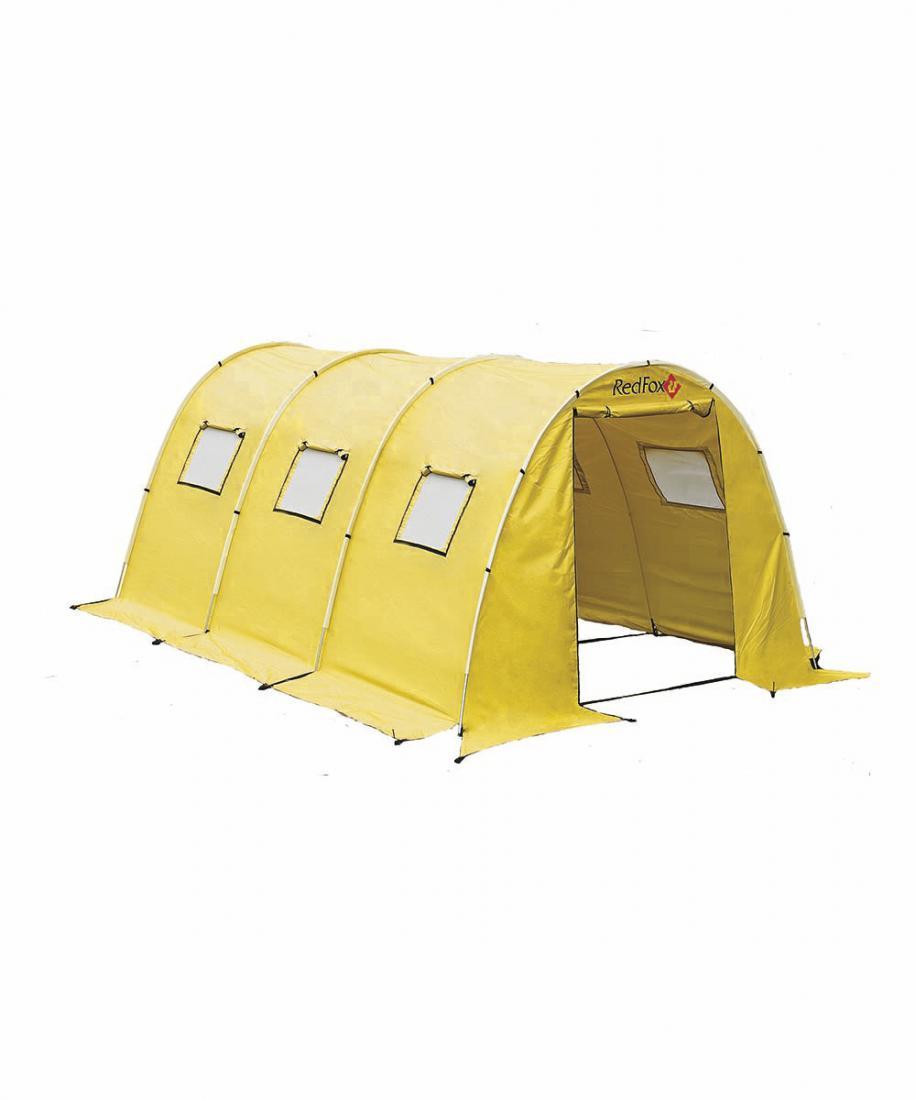 Палатка Team Fox 2Кемпинговые, для базового лагеря<br><br> Вместительная палатка для базового лагеря. Модель прекрасно подходит для использования в качестве портативного офиса, столовой или ра...<br><br>Цвет: Желтый<br>Размер: None