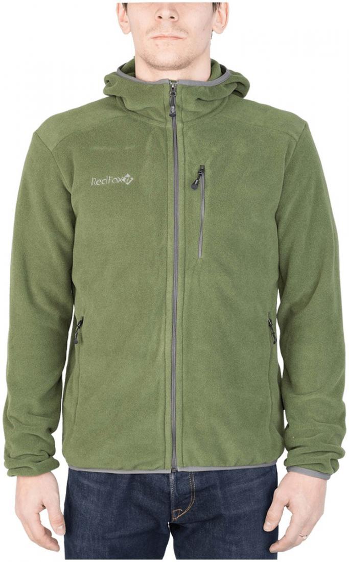 Куртка Kandik МужскаяКуртки<br>Легкая и универсальная куртка, выполненная из материала Polartec 100. Анатомический крой обеспечивает точную посадку по фигуре. Может быть использована в качестве основного либо дополнительного утепляющего слоя.<br><br>основное назначение: пох...<br><br>Цвет: Хаки<br>Размер: 52
