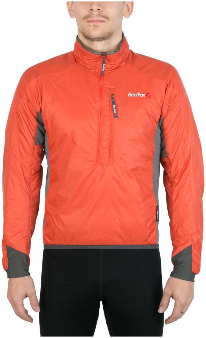 Пуловер утепленный Alpha ZipПуловеры<br><br><br>Цвет: Красный<br>Размер: 42