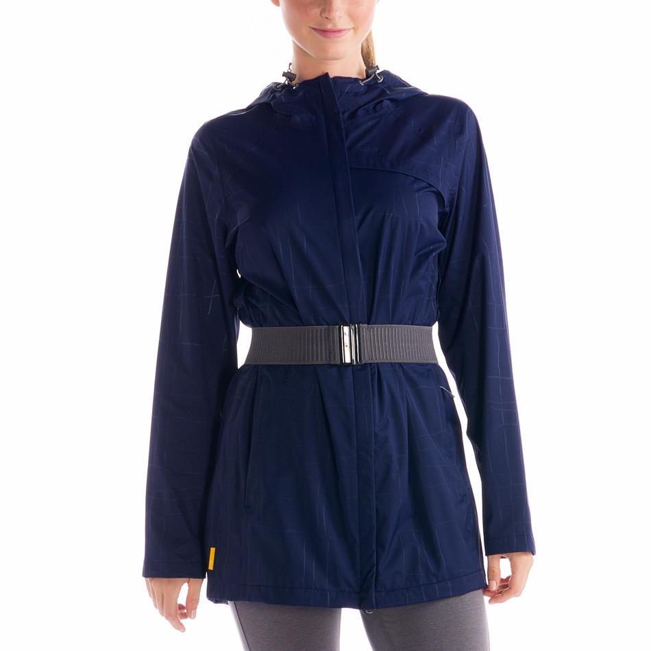 Куртка LUW0221 STRATUS JACKETКуртки<br><br><br>Цвет: Синий<br>Размер: XS