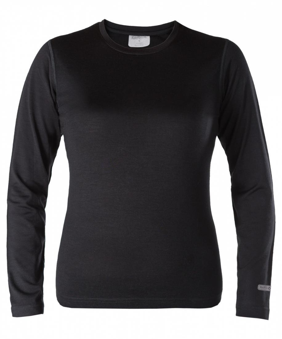 Термобелье футболка с длинным рукавом Merino Light Женская от Red Fox