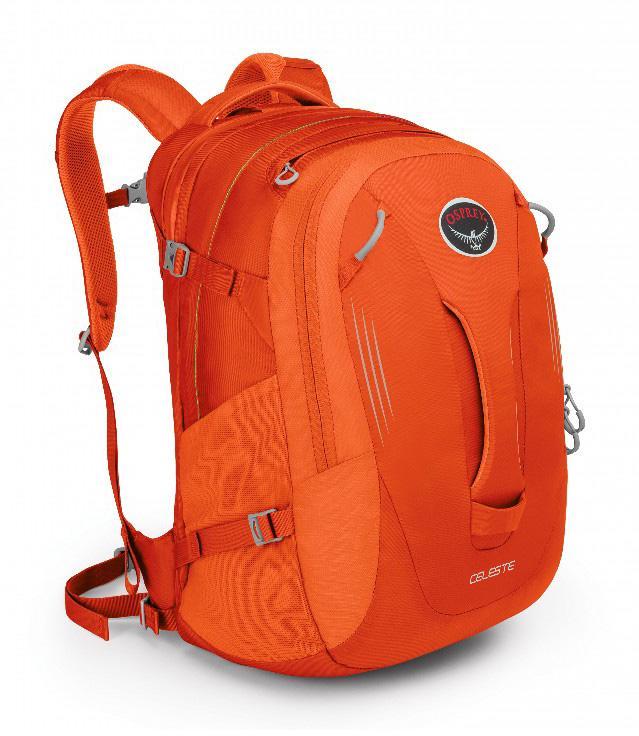 Рюкзак Celeste 29Рюкзаки<br><br>Городской женский рюкзак, воплотивший в своем дизайне традиции outdoor и многолетний опыт конструирования рюкзаков Osprey. Прочный, качествен...<br><br>Цвет: Апельсиновый<br>Размер: 29 л