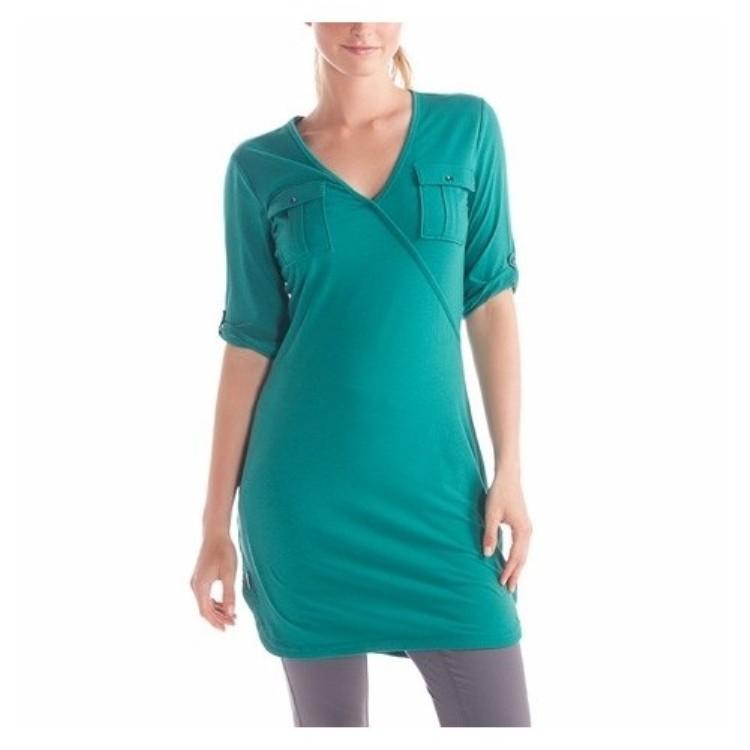 Платье LSW0941 LEANN DRESSПлатья<br><br> Элегантное платье Lole Leann Dress LSW0941 в стиле «сафари» словно создано для путешествий и прогулок. Легкое и стильное, оно отлично сочетает удо...<br><br>Цвет: Зеленый<br>Размер: M