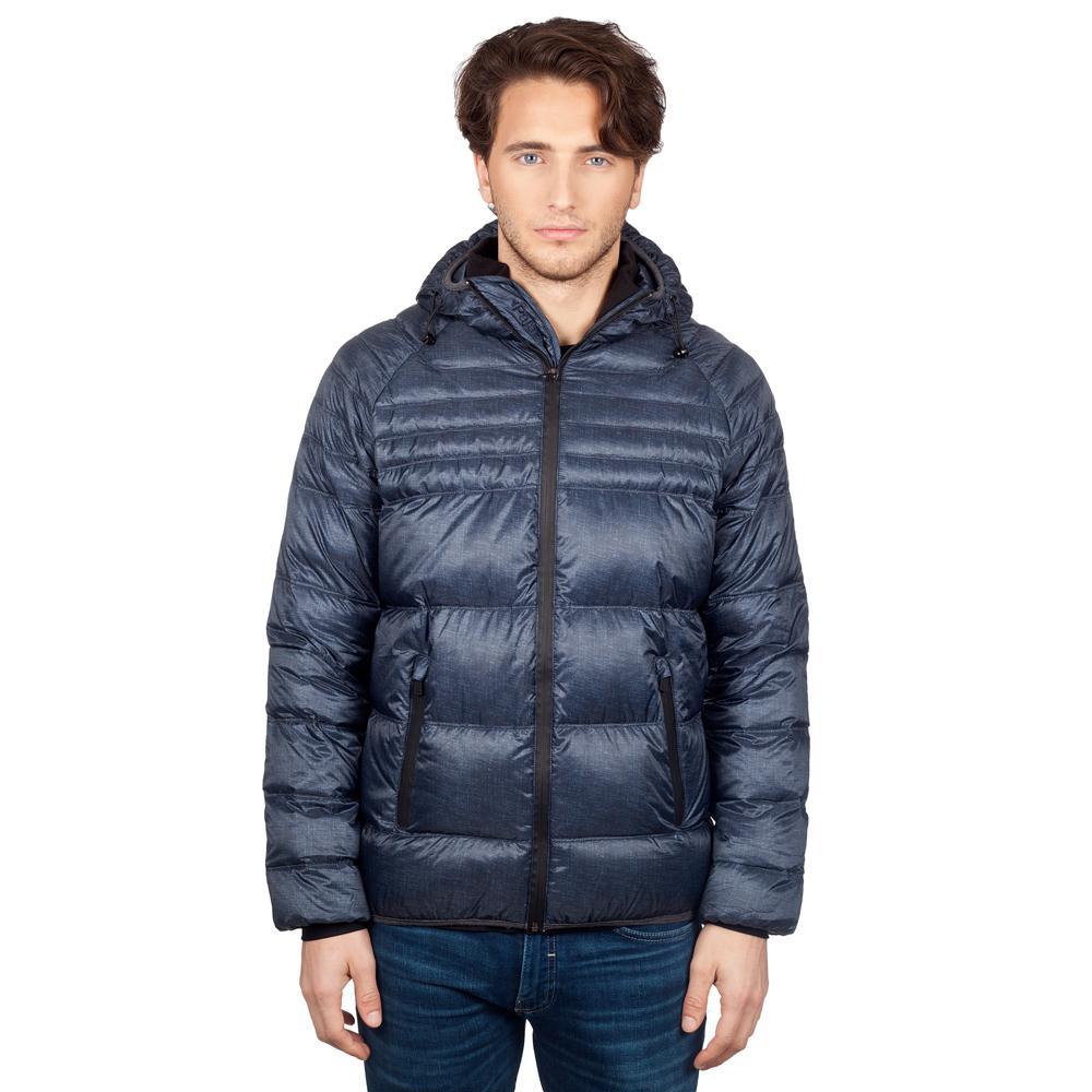 PAJAR Куртка пуховая мужская MICHEAL (XXL, Indigo Melange, , ,) цена