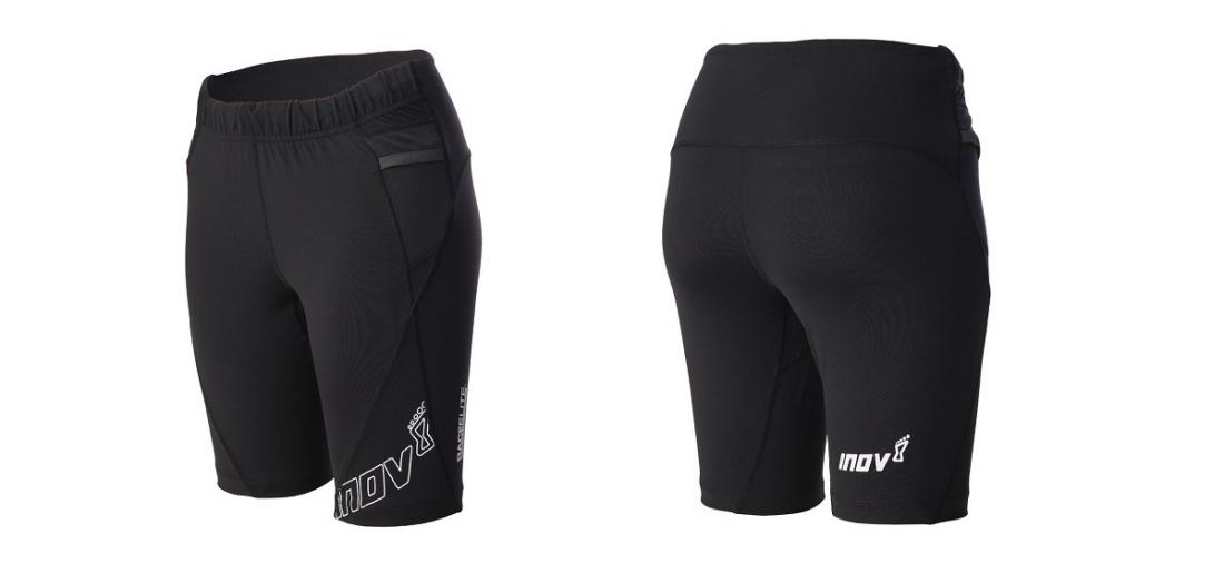 Inov-8 Шорты Race Elite Ultra Short W (S, Black, ,)