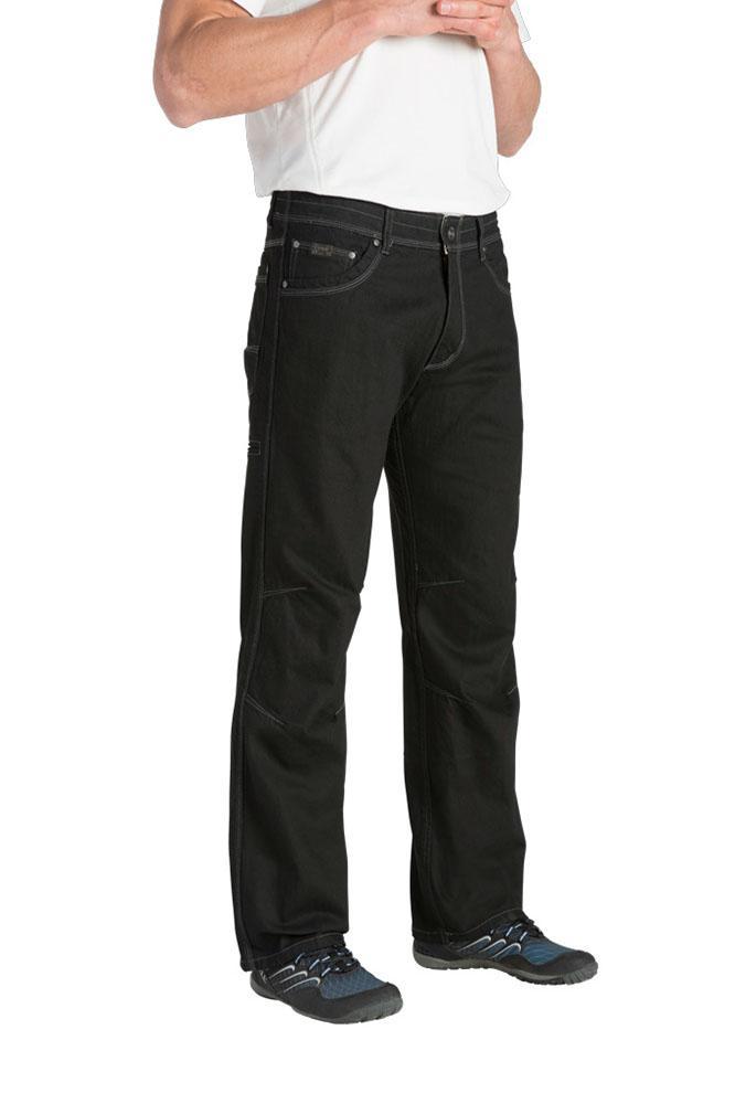 Брюки Riot Raw DemimБрюки, штаны<br><br>Мужские джинсы с уникальной технологией двойной окраски ткани. С Vintage Patina Dye ваши джинсы состарятся вместе с вами. <br><br><br>Производитель ...<br><br>Цвет: Черный<br>Размер: 30-30