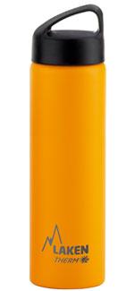 Купить TA7Y Термофляга Classic желтая от Laken в России