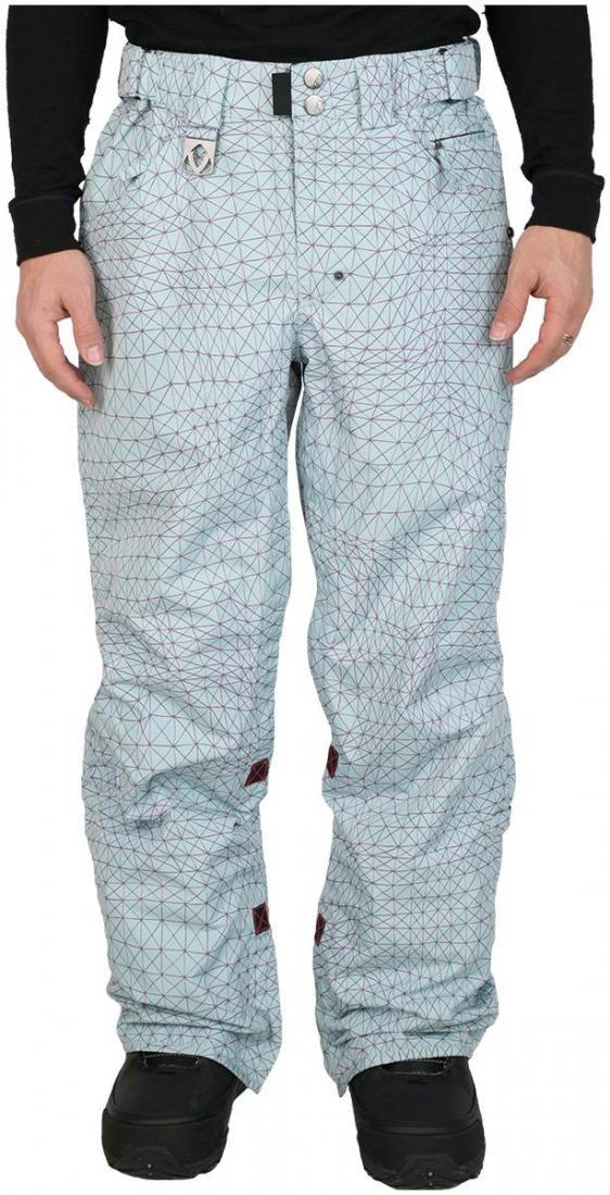 Штаны сноубордические SpreadБрюки, штаны<br><br>Легкие сноубордические штаны свободной посадки. Все строго и лаконично, без лишних деталей, отвлекающих внимание. Практически полное отсутствие декоративных элементов удачно компенсируют яркие принты, притягивающие взгляды на склоне. Штаны Spread – ...<br><br>Цвет: Серый<br>Размер: 54