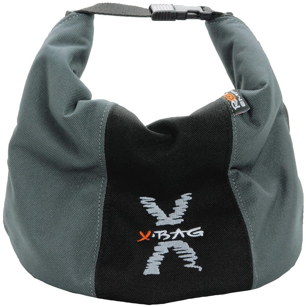цена  RockEmpire Мешок для магнезии X-Bag grey (, , ,)  онлайн в 2017 году