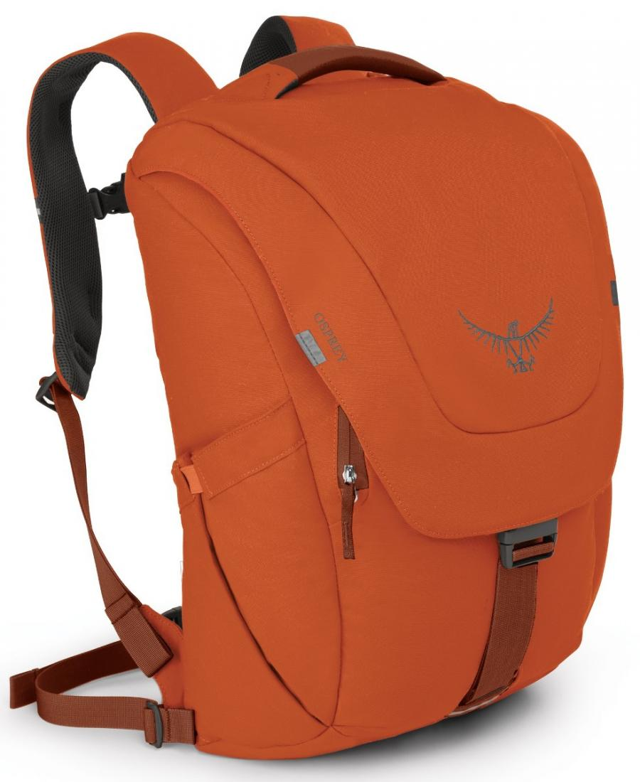 Osprey Рюкзак Flap Jack Pack (, Twilight Blue, ,) burton рюкзак kettle pack
