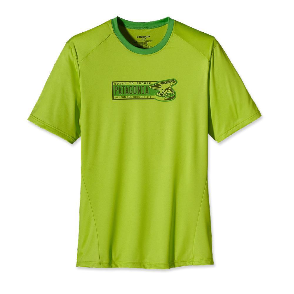 Футболка 45321 MS CAP1 SW GRAPH TSФутболки, поло<br><br><br>Цвет: Зеленый<br>Размер: M