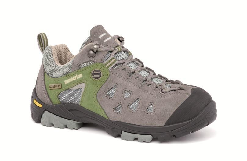 Ботинки 141 ZENITH GTX RR JRТреккинговые<br><br><br>Цвет: Светло-зеленый<br>Размер: 33