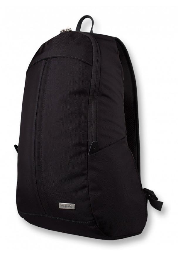 Рюкзак Polly ЖенскийРюкзаки<br><br> Рюкзак Polly – стильный женский городской рюкзак.<br><br><br>Серия Woman Line<br>Материал: Ballistic<br>Объем: 15 л<br>Вес: 400 г<br>Размер: 2...<br><br>Цвет: Черный<br>Размер: 15 л