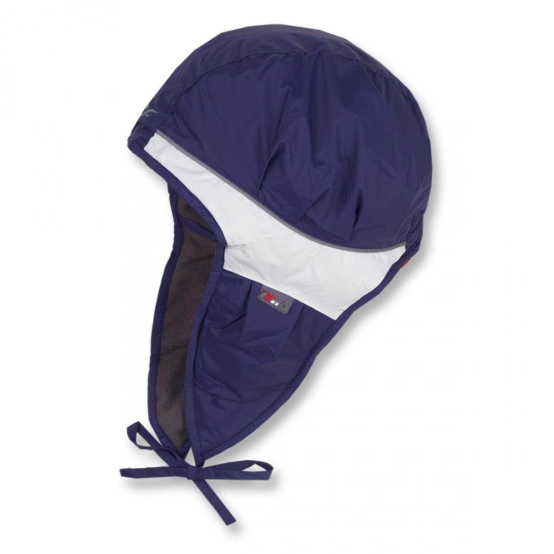 Шапка детская TressУшанки<br><br> Яркая контрастная шапочка прекрасно выделяет ребенка из толпы.<br><br> <br><br><br><br> Основной материал – Dry Factor 1000.<br><br> <br><br><br> Утеплитель – Omniterm Classic.<br><br> <br><br><br> Для детей от 1 до...<br><br>Цвет: Темно-синий<br>Размер: XXL