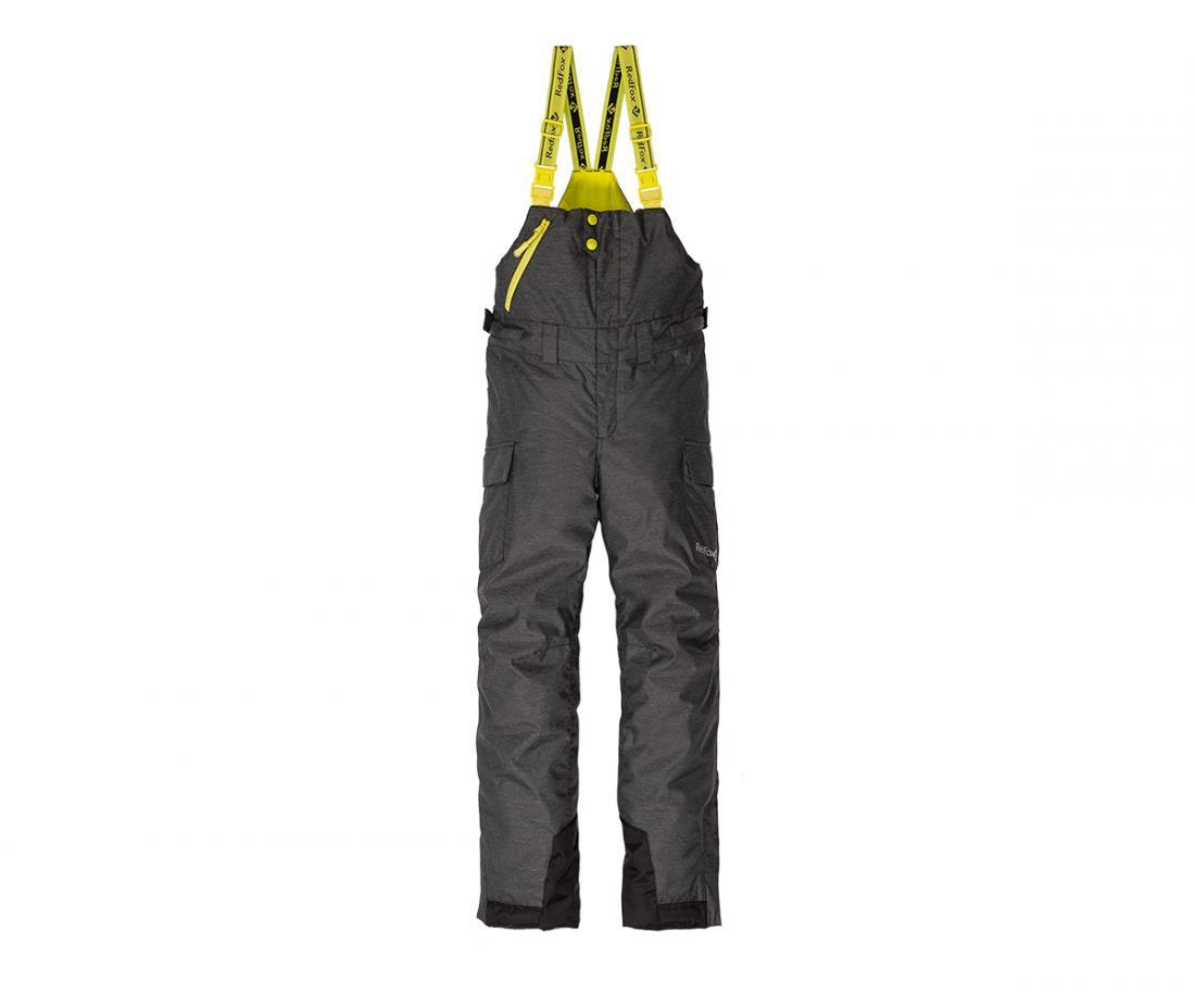 Полукомбинезон утепленный Groovy ДетскийКомбинезоны<br>Прочные и водонепроницаемые зимние брюки дляподростков в стиле деним, обеспечивают тепло икомфорт при любой погоде. Имеют специальныйанатомический крой, эластичные вставки ирегулировку в области пояса, расстегивающиеся лямкис возможностью регулиро...<br><br>Цвет: Черный<br>Размер: 134