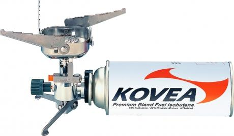 Горелка Kovea  газ.ТКВ-9901Топливное оборудование<br><br> Южно-корейская компания Kovea существует на рынке с 1982 г. Занимается производством и поставками газового оборудования и сопутствующих товаров.<br><br><br> <br><br><br> Горелка газ. ТКВ-9901 — горелка-тренога, предназначена под цанговые газ...<br><br>Цвет: Серый<br>Размер: None