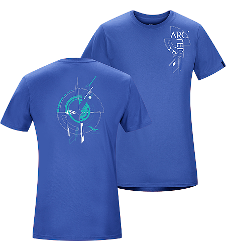 Футболка Gears T-Shirt SS муж.Футболки, поло<br><br><br>Цвет: Синий<br>Размер: S