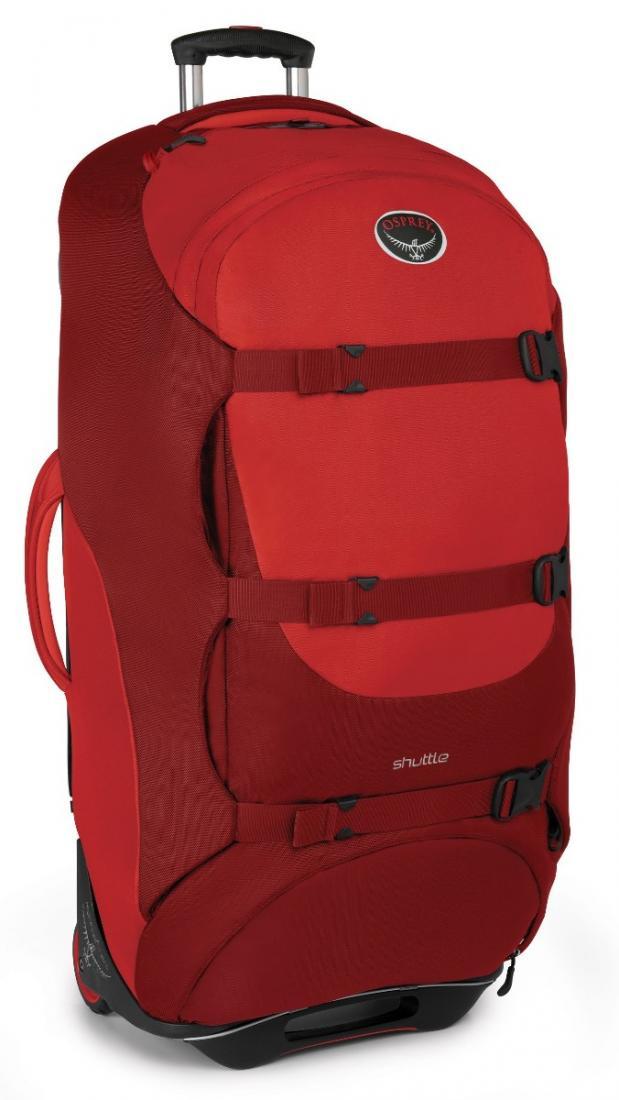 Сумка Shuttle 130Сумки<br>Большая дорожная сумка на колесах. Благодаря прочному шасси, большим колесам и широкой основе легко транспортировать багаж, сумка не опрокидывается на бок. Максимум вещей, максимум снаряжения и максимум комфорта в путешествиях.<br>Характеристик...<br><br>Цвет: Красный<br>Размер: None