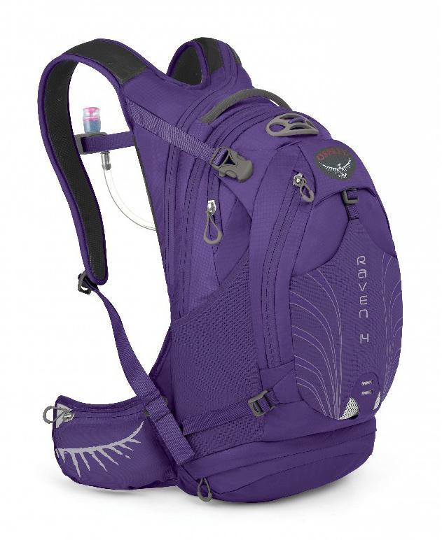 Рюкзак Raven 14Рюкзаки<br><br><br>Цвет: Фиолетовый<br>Размер: 14 л