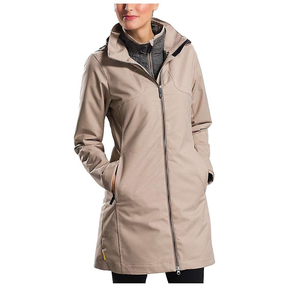 Куртка LUW0211 KATE JACKETКуртки<br><br> Оригинальная удлиненная куртка для осени и весны со съемным стеганым подкладом, который в случае теплой погоды можно отстегнуть, а при желании носить отдельно. Внешняя часть имеет мембранную пропитку и проклеенные швы в стратегически важных местах...<br><br>Цвет: Бежевый<br>Размер: XS