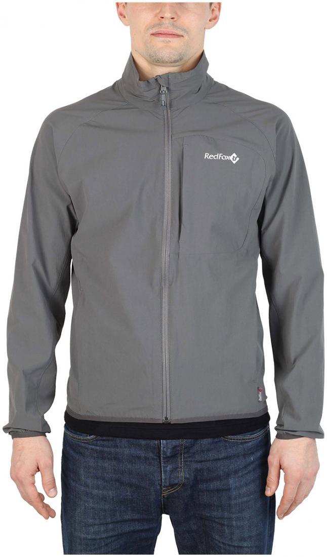 Куртка Stretcher МужскаяКуртки<br><br> Городская легкая куртка из эластичного материала лаконичного дизайна, обеспечивает прекрасную защитуот ветра и несильных осадков,о...<br><br>Цвет: Темно-серый<br>Размер: 42