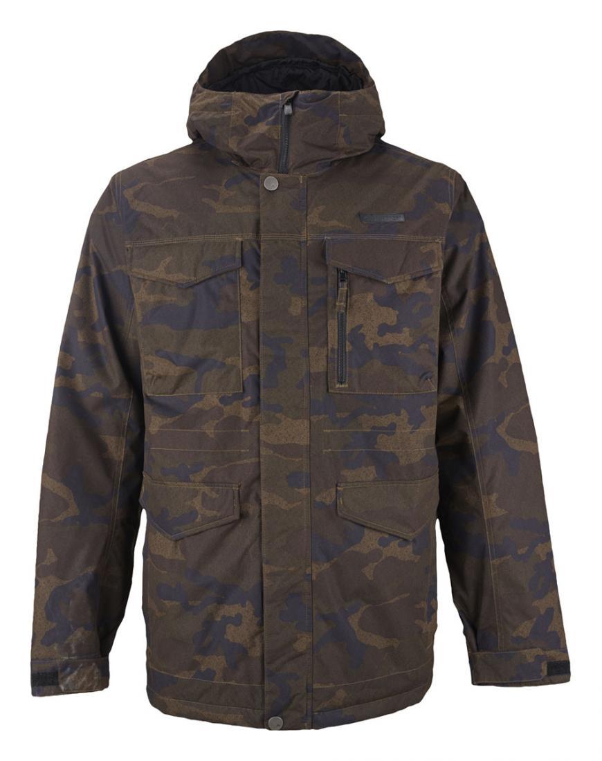 Куртка MB COVERT JK муж. г/лКуртки<br><br><br>Цвет: Коричневый<br>Размер: XL