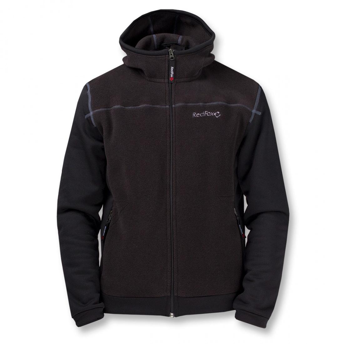 Куртка Dream МужскаяКуртки<br><br> Городская теплая куртка, выполненная из комбинацииматериалов Polartec® 200 и Polartec® Power Stretch®Pro™. Можно использовать в качестве наружной ку...<br><br>Цвет: Черный<br>Размер: 46