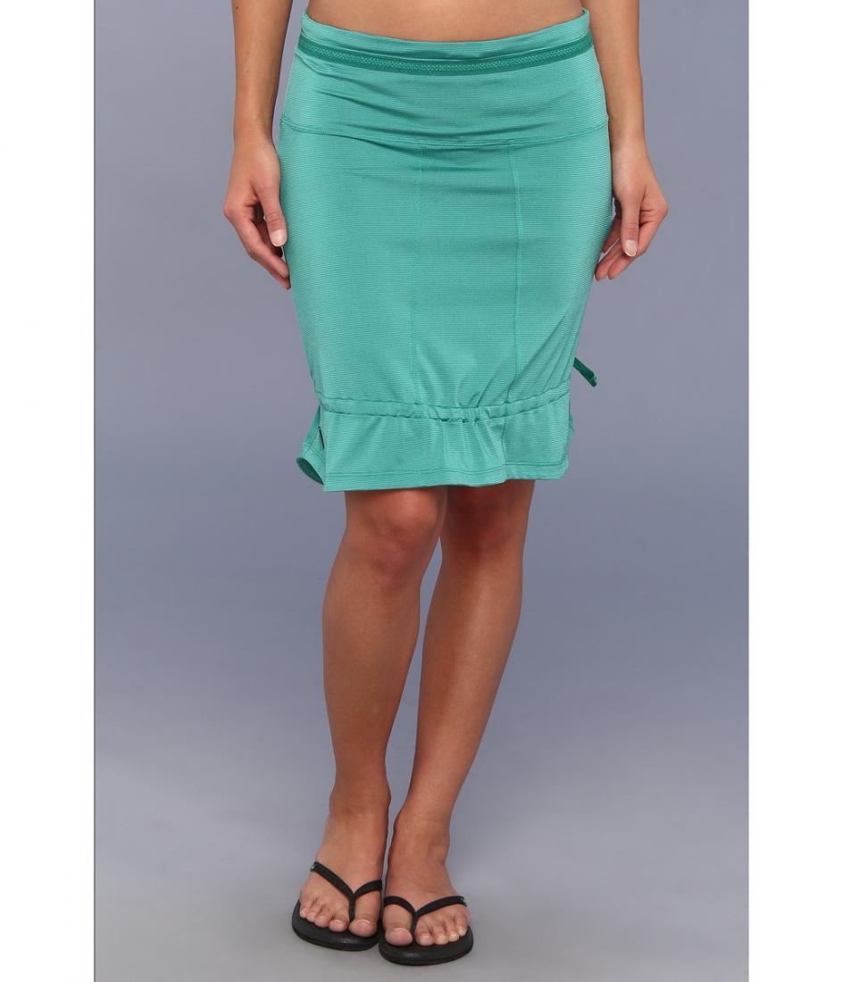 Юбка LSW0988 TOURING 2 SKIRTЮбки<br><br> Модель Lole Touring 2 Skirt LSW0988 – это универсальное решение, которое можно носить как юбку, и как топ. Просто отрегулируйте завязки на поясе, чтобы она держалась на талии или на груди.<br><br><br><br><br> Юбка изготовлена из дышащей мягкой...<br><br>Цвет: Зеленый<br>Размер: M