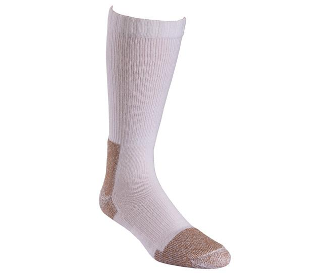 Носки рабочие 6504-2 STEEL TOE Wick Dry Mid-Calf