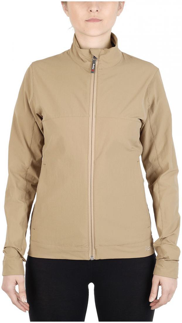 Куртка Stretcher ЖенскаяКуртки<br><br> Городская легкая куртка из эластичного материала лаконичного дизайна, обеспечивает прекрасную защитуот ветра и несильных осадков,о...<br><br>Цвет: Бежевый<br>Размер: 42