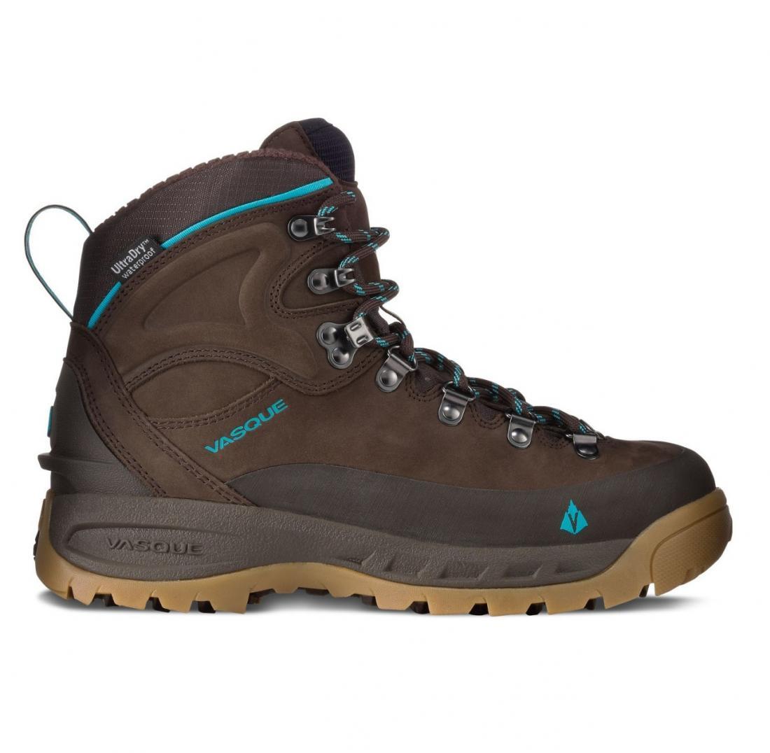 Ботинки 7839 Snowblime UD жен.Треккинговые<br><br><br>Цвет: Коричневый<br>Размер: 7.5