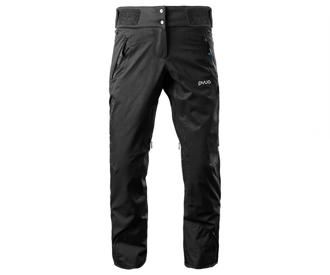 Брюки Lofty жен.Брюки, штаны<br>Даже во время активного отдыха и занятий спортом на свежем воздухе можно выглядеть стильно и элегантно, если вы в брюках Pyua Lofty. Они идеаль...<br><br>Цвет: Черный<br>Размер: L