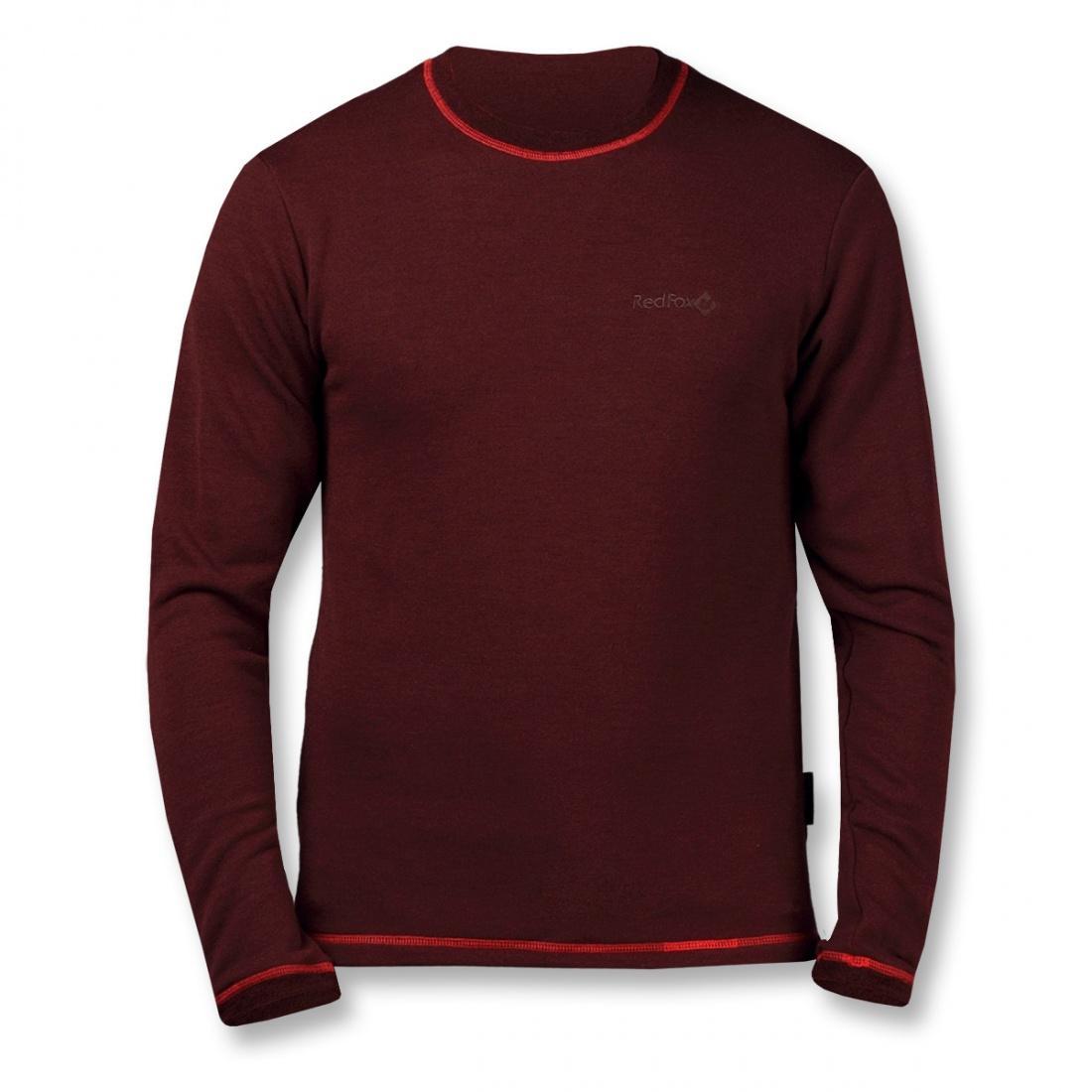 Термобелье футболка Wool DryФутболки<br>Тёплая футболка с длинными рукавами. Предназначена для использовании в качестве нижнего слоя в суровых погодных условиях. Благодаря испол...<br><br>Цвет: Красный<br>Размер: 56