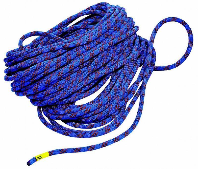 Веревка FOCUS 10.5 STВеревки, стропы, репшнуры<br>Прекрасный выбор для тех, кто хочет использовать только одну веревку. Веревка имеет лучший стандартный диаметр и обладает особой прочнос...<br><br>Цвет: Синий<br>Размер: 50