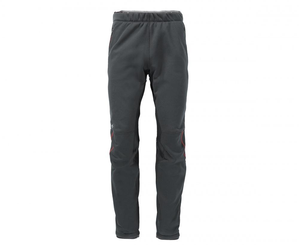 Брюки East Wind ZipБрюки, штаны<br><br> Теплые спортивные брюки-самосбросы изматериала Polartec® Wind Pro® с технологией Hardface®для занятий мультиспортом. Идеальны в качестве разми...<br><br>Цвет: Черный<br>Размер: 54