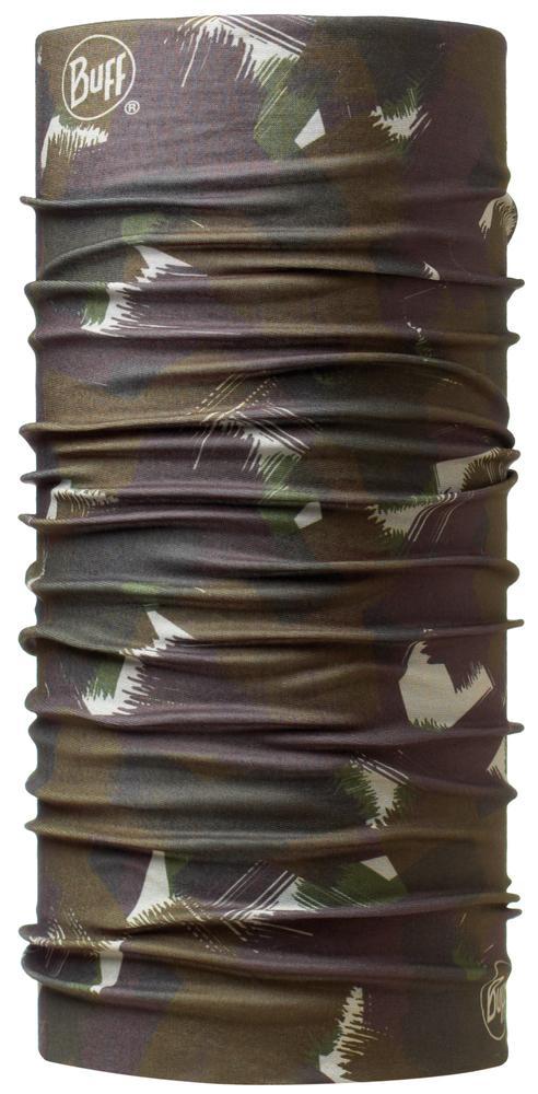 Бандана ORIGINALБанданы<br><br> Бандана ORIGINAL – бесшовный головной убор, выполненный в форме трубы. Эта знаменитая модель от бренда Buff известна своей функциональностью: она легко растягивается, превращаясь то в шарф, то в защитную маску, то в стильную шапку. Инновационная тк...<br><br>Цвет: Бесцветный<br>Размер: 53-62