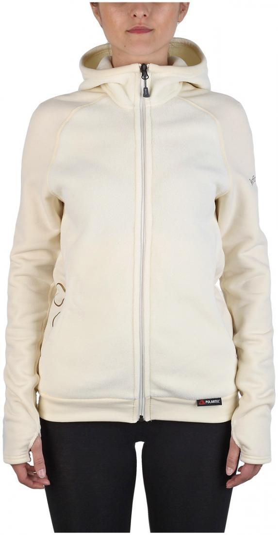 Куртка Dream ЖенскаяКуртки<br><br> Городская теплая куртка, выполненная из комбинации материалов Polartec® 200 и Polartec® Power Stretch® Pro™. Можно использовать в качестве наружной кур...<br><br>Цвет: Белый<br>Размер: 44