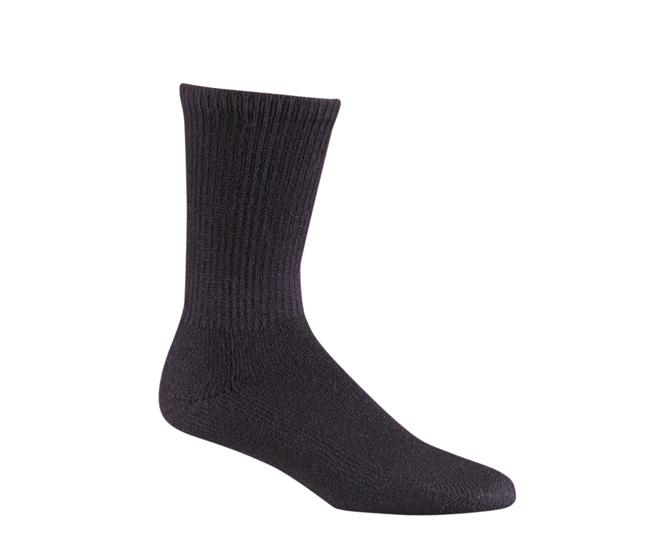 Носки рабочие 6511-2 UNIFORM PLUSНоски<br><br> Эти носки надежно защитят Ваши ноги. Мягкие волокна обеспечат комфортную температуру.<br><br><br>Специальная конструкция вязки Memory-Knit позволяет носку более плотно облегать ногу и сохранять свою форму после многократных стирок<br>&lt;li...<br><br>Цвет: Черный<br>Размер: L