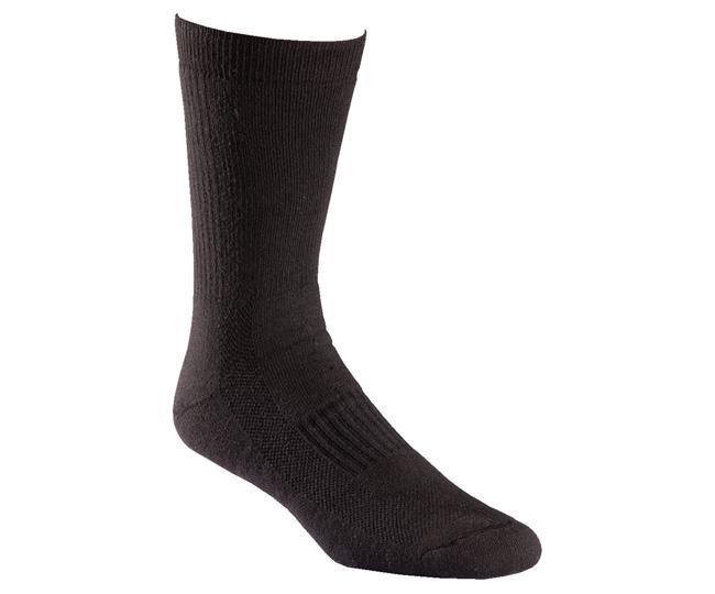 Носки рабочие 6542-2 Soft-Toe Cotton CrewНоски<br>Носки для повседневного использования в различных погодных условиях. Изготовлены из натуральных волокон. Специальная система посадки URf...<br><br>Цвет: Черный<br>Размер: L