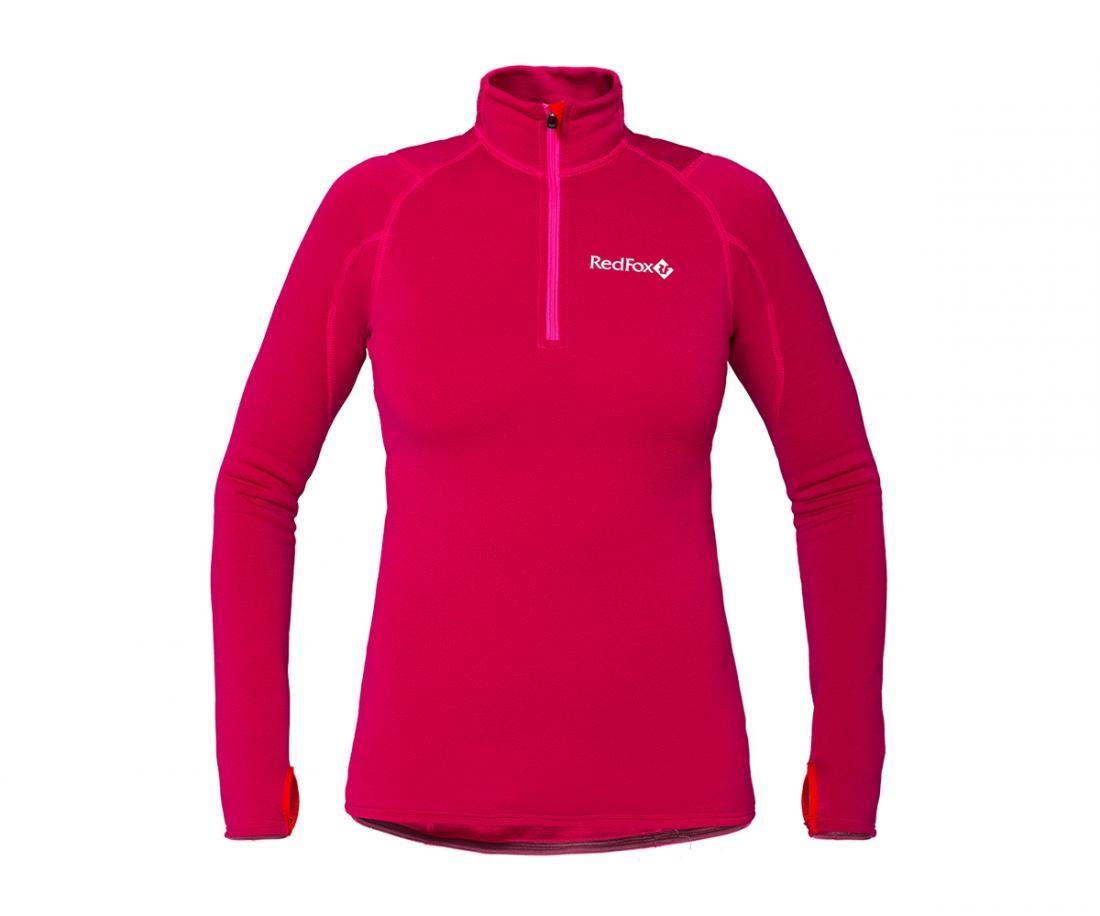 Red Fox Термобелье пуловер женский Penguin Power Stretch III  Розовый