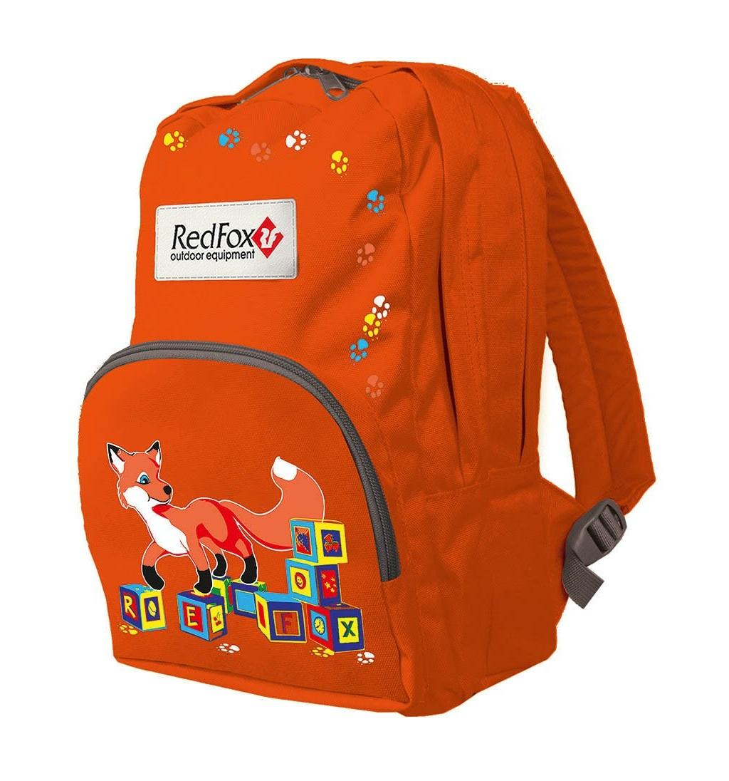Рюкзак KID Pack ДетскийГородские<br><br><br>Цвет: Оранжевый<br>Размер: None
