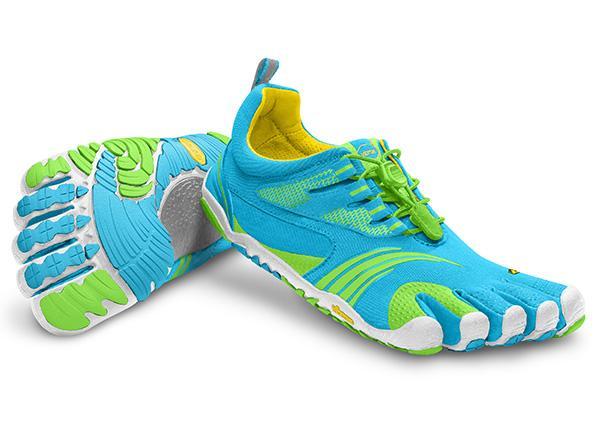Мокасины FIVEFINGERS KOMODO SPORT LS WVibram FiveFingers<br><br>Модель разработана для любителей фитнеса, и обладает всеми преимуществами Komodo Sport. Модель оснащена популярной шнуровкой для широких сто...<br><br>Цвет: Голубой<br>Размер: 42