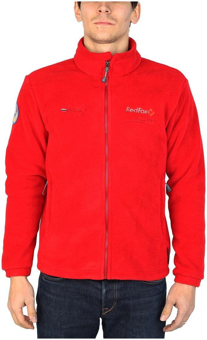 Куртка Peak III МужскаяТолстовки<br><br> Эргономичная куртка из материала Polartec® 200. Обладает высокими теплоизолирующими и дышащими свойствами, идеальна в качестве среднего утепляющего слоя.<br><br><br>основное назначение: походы, загородный отдых<br>воротник – стойка&lt;/...<br><br>Цвет: Темно-красный<br>Размер: 46
