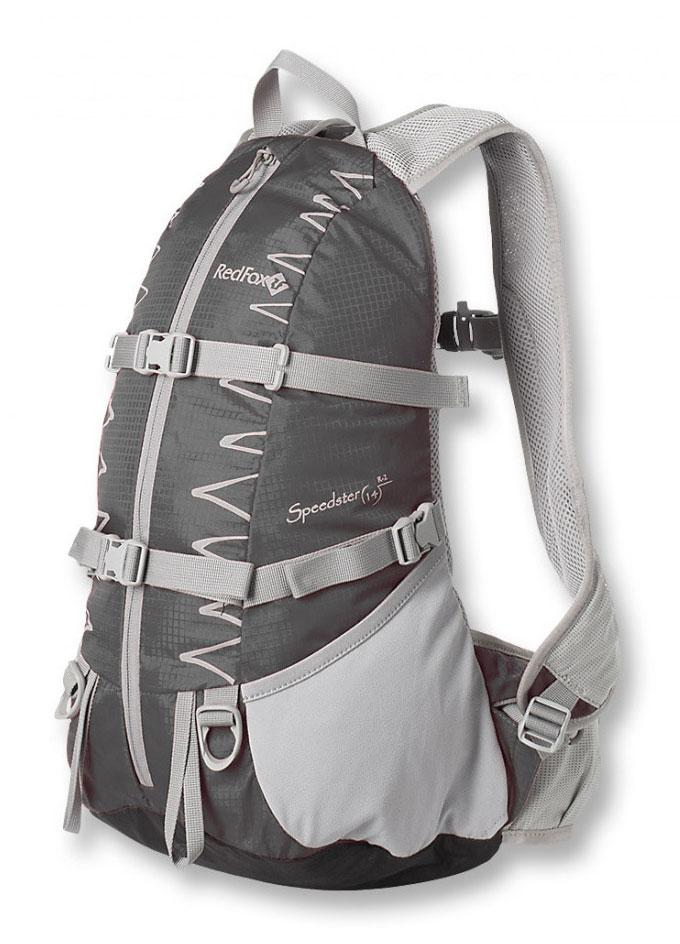 Рюкзак Speedster 14 R-2Спортивные<br><br>Speedster 14 R-2 – легкий функциональный рюкзак для приключенческих гонок, ски-альпинизма, велоспорта, беговых тренировок. модель отличается повышенной износостойкостью благодаря материалу Robic®.<br><br><br>назначение: мультиспорт, ски-альпин...<br><br>Цвет: Темно-серый<br>Размер: 14 л