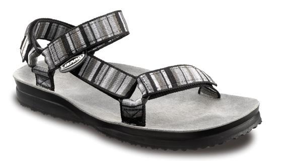 Сандалии HIKEСандалии<br>Легкие и прочные сандалии для различных видов outdoor активности<br><br>Верх: тройная конструкция из текстильной стропы с боковыми стяжками и застежками Velcro для прочной фиксации на ноге и быстрой регулировки.<br>Стелька: кожа.<br>&lt;...<br><br>Цвет: Белый<br>Размер: 36