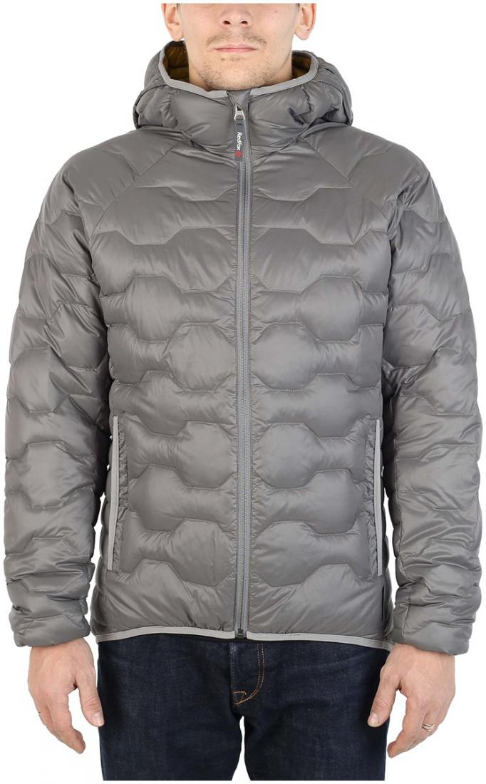 Куртка пуховая Belite III МужскаяКуртки<br><br><br>Цвет: Темно-серый<br>Размер: 52
