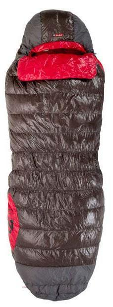 Спальный мешок пуховый Nocturne™ 15LТуристические<br>Исключительно комфортный спальный мешок с использованием уникальной конструкции Spoon™ shape: спальный мешок имеет форму, дающую дополнительный простор в области коленей и локтей, т.е. там, где это наиболее необходимо. Доказано, что модели серии Spoon™...<br><br>Цвет: Коричневый<br>Размер: None