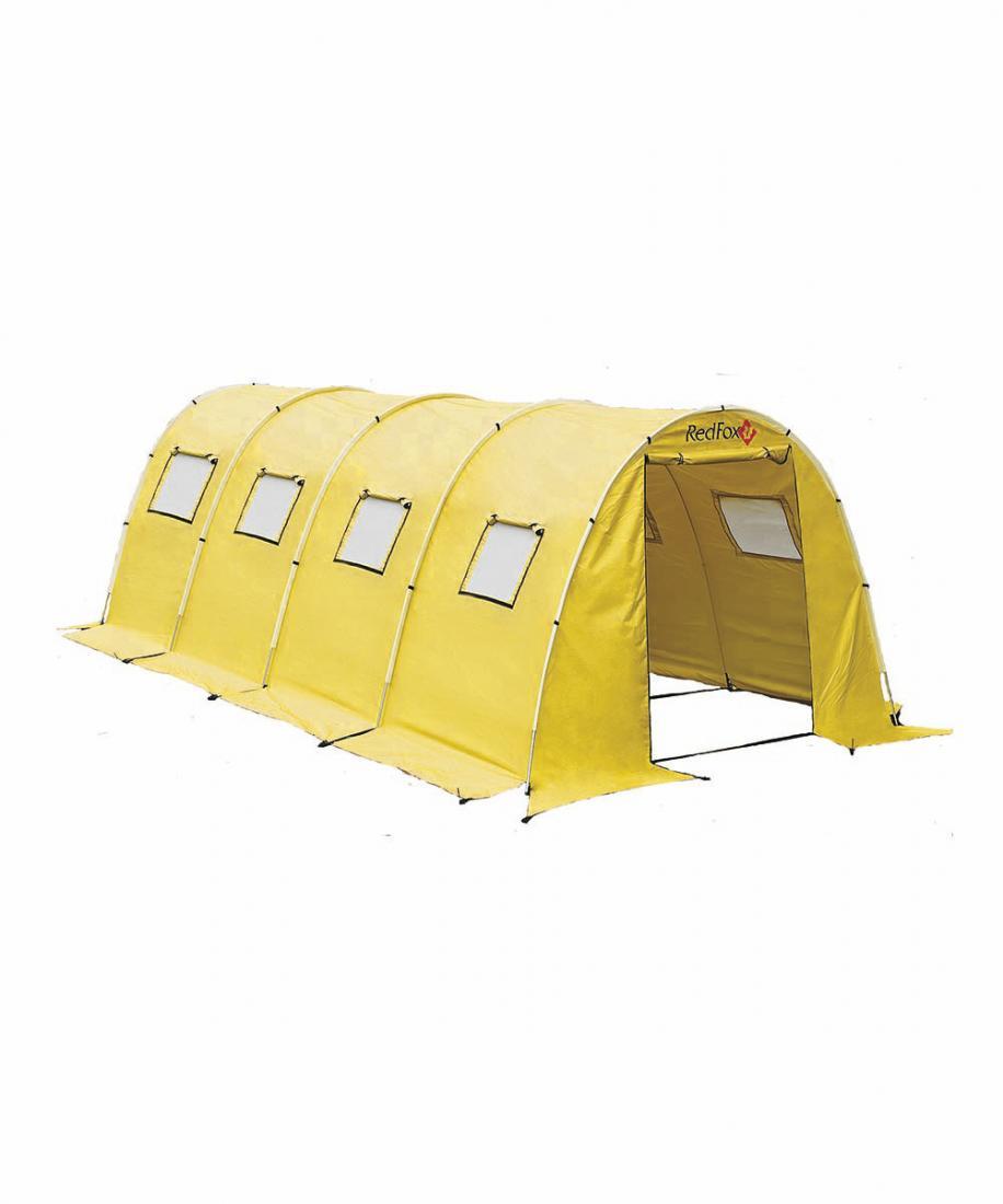 Палатка Team FoxКемпинговые, для базового лагеря<br><br> Очень вместительная палатка для базового лагеря. Модель прекрасно подходит для использования в качестве портативного офиса, столовой ...<br><br>Цвет: Желтый<br>Размер: None