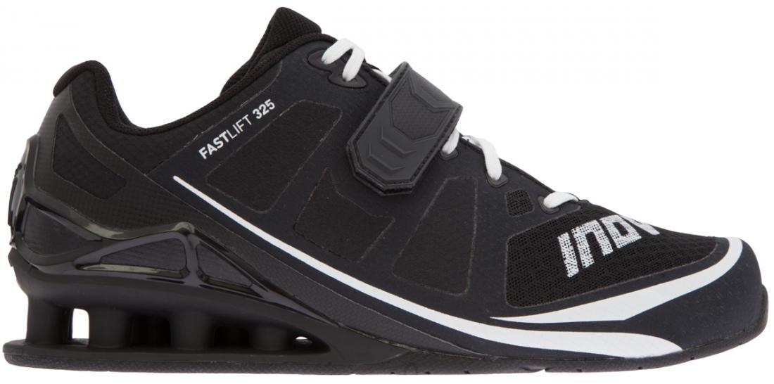Кроссовки мужские FastLift 325Бег, Мультиспорт<br><br><br>Цвет: Черный<br>Размер: 11